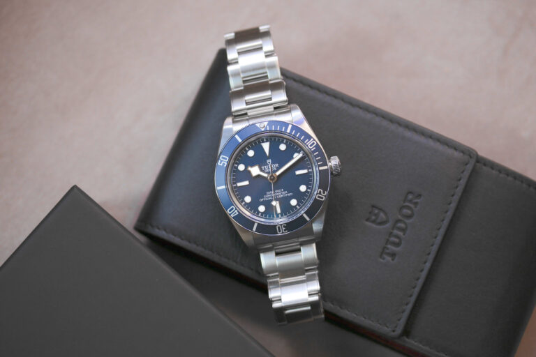 Tudor: Die neue Black Bay Fifty-Eight in Navy Blue