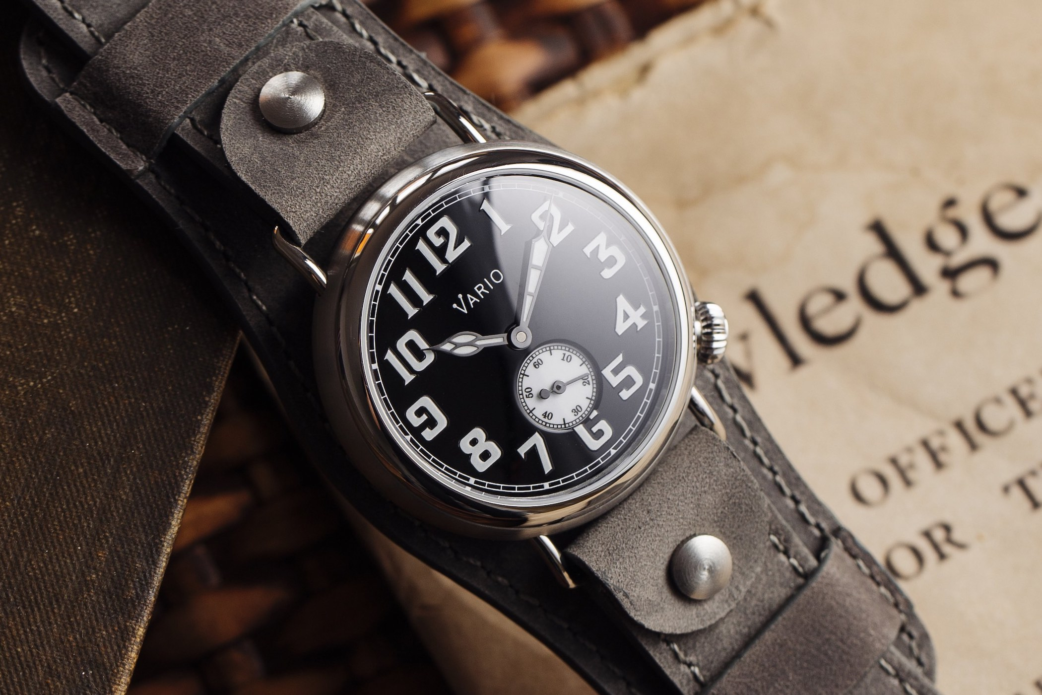 Vario WW1 Trench Watch