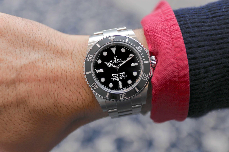 Die neue Rolex Submariner 124060