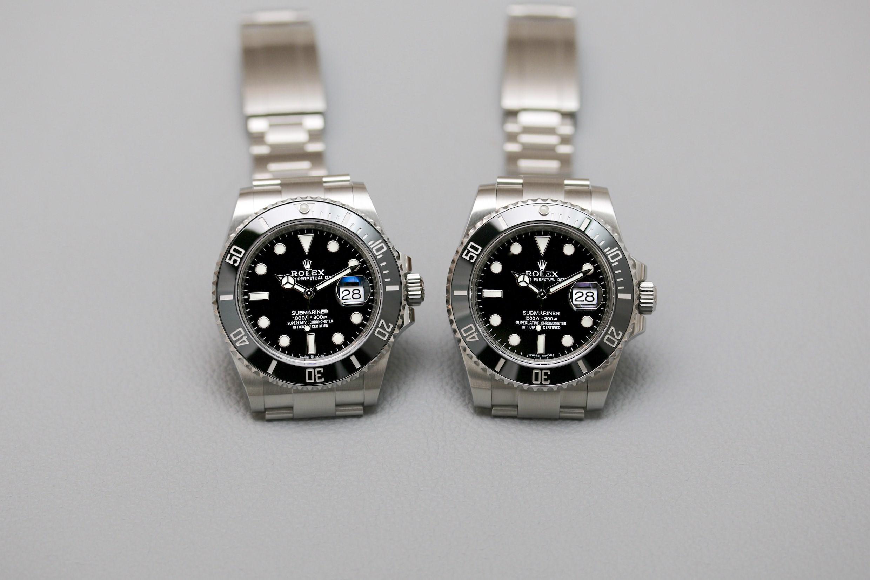Die neue Rolex Submariner 121660