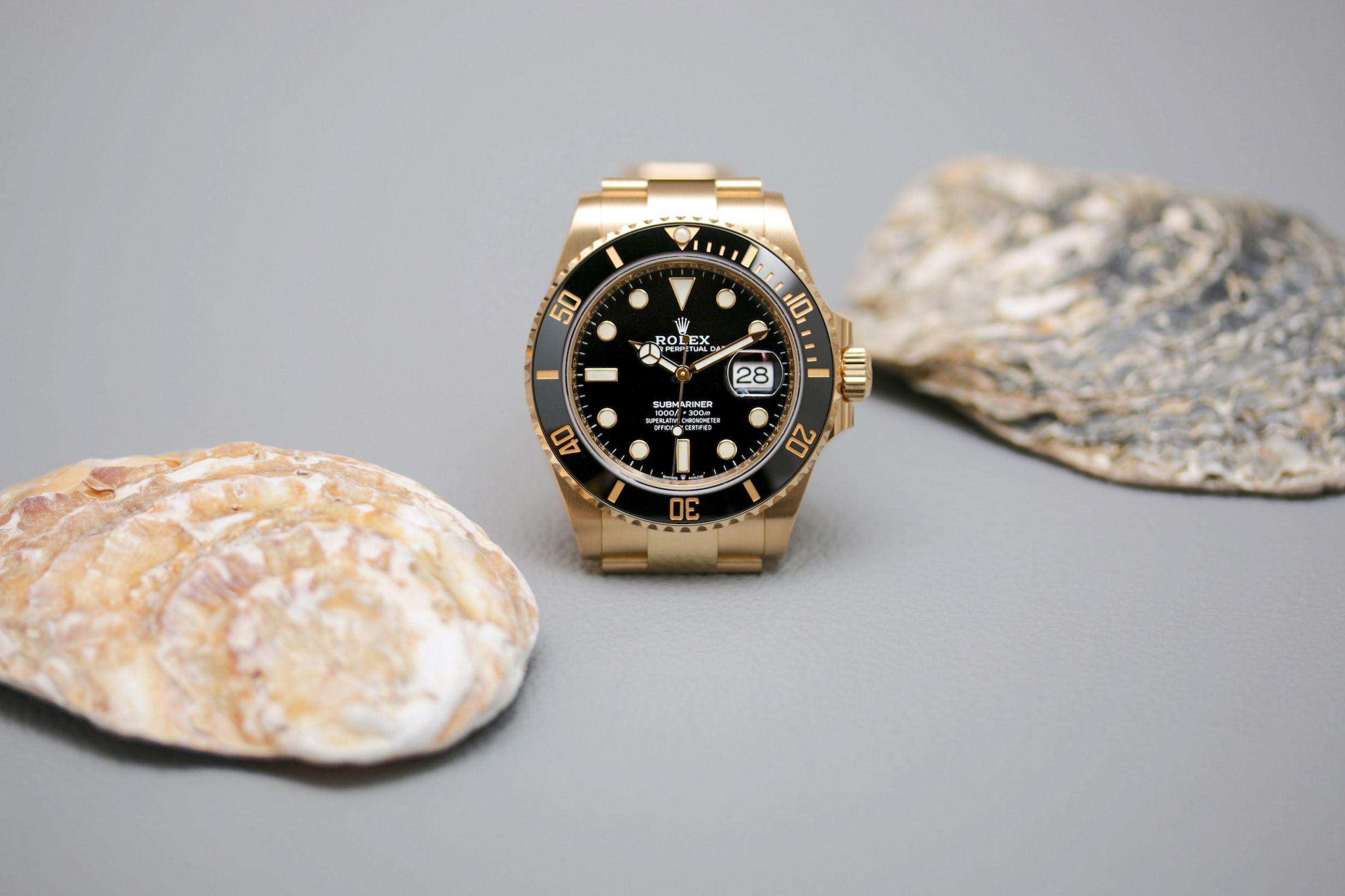 Die neue Rolex Submariner 1216618