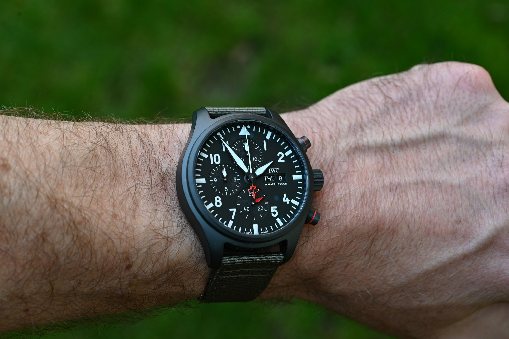 IWC Pilots Watch Chronograph TOP GUN Edition SFTI - IW389104