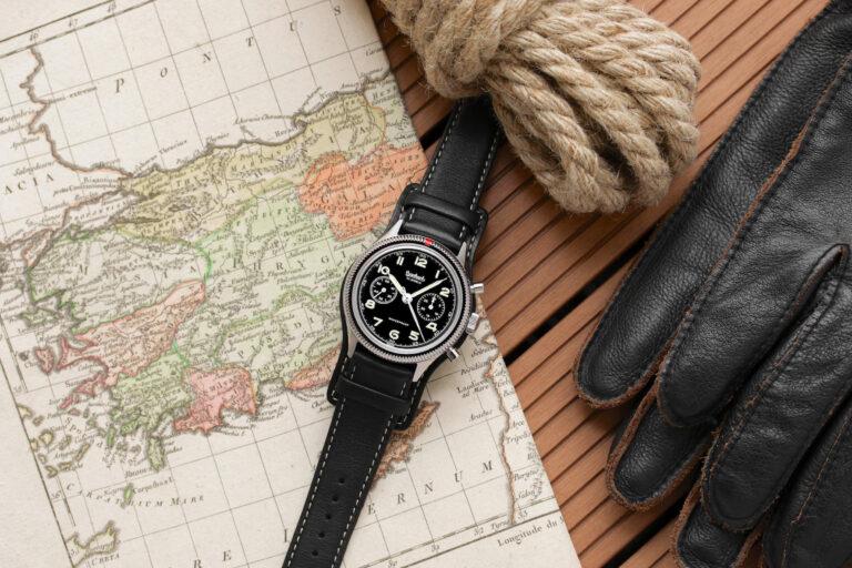 Der neue Hanhart 417 ES Chronograph