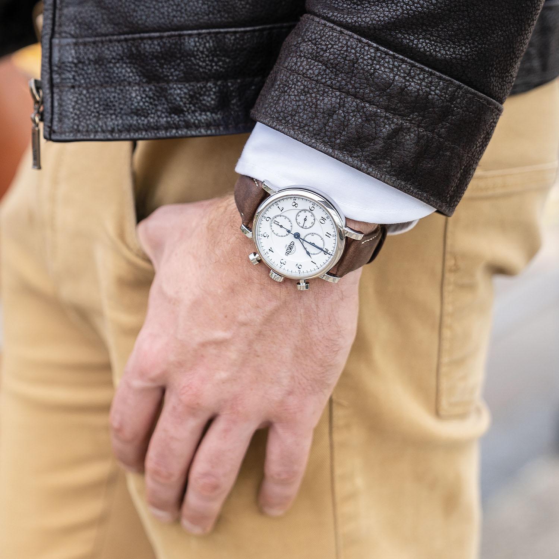 Eugen Wegner Watches Kickstarter