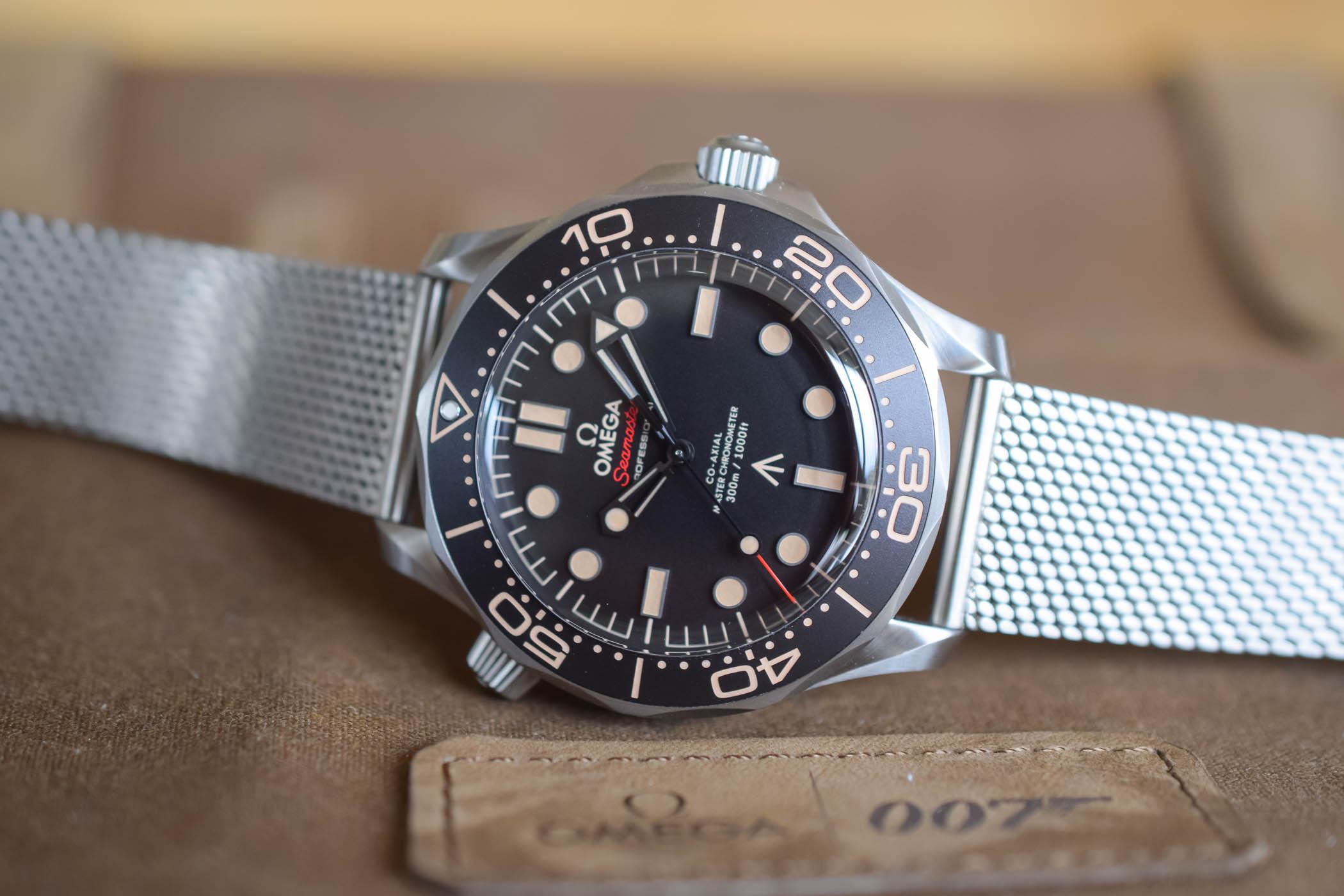 Omega Seamaster Diver 300M 007 Edition 210.90.42.20.01.001