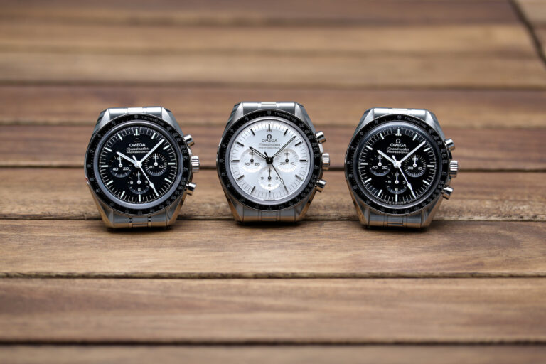 Die neue Omega Speedmaster Moonwatch: Icon updated