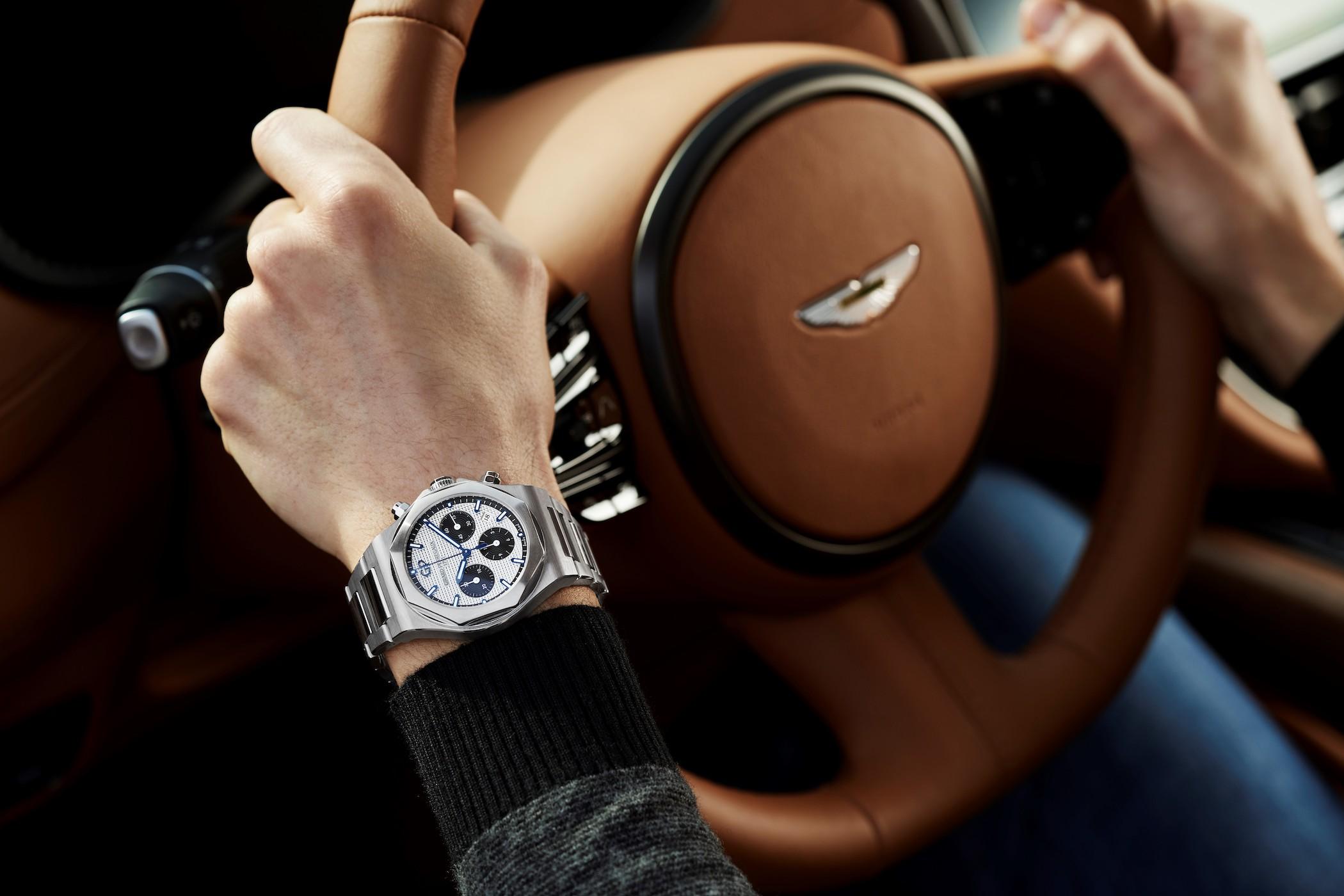 Girard-Perregaux x Aston Martin Partnership