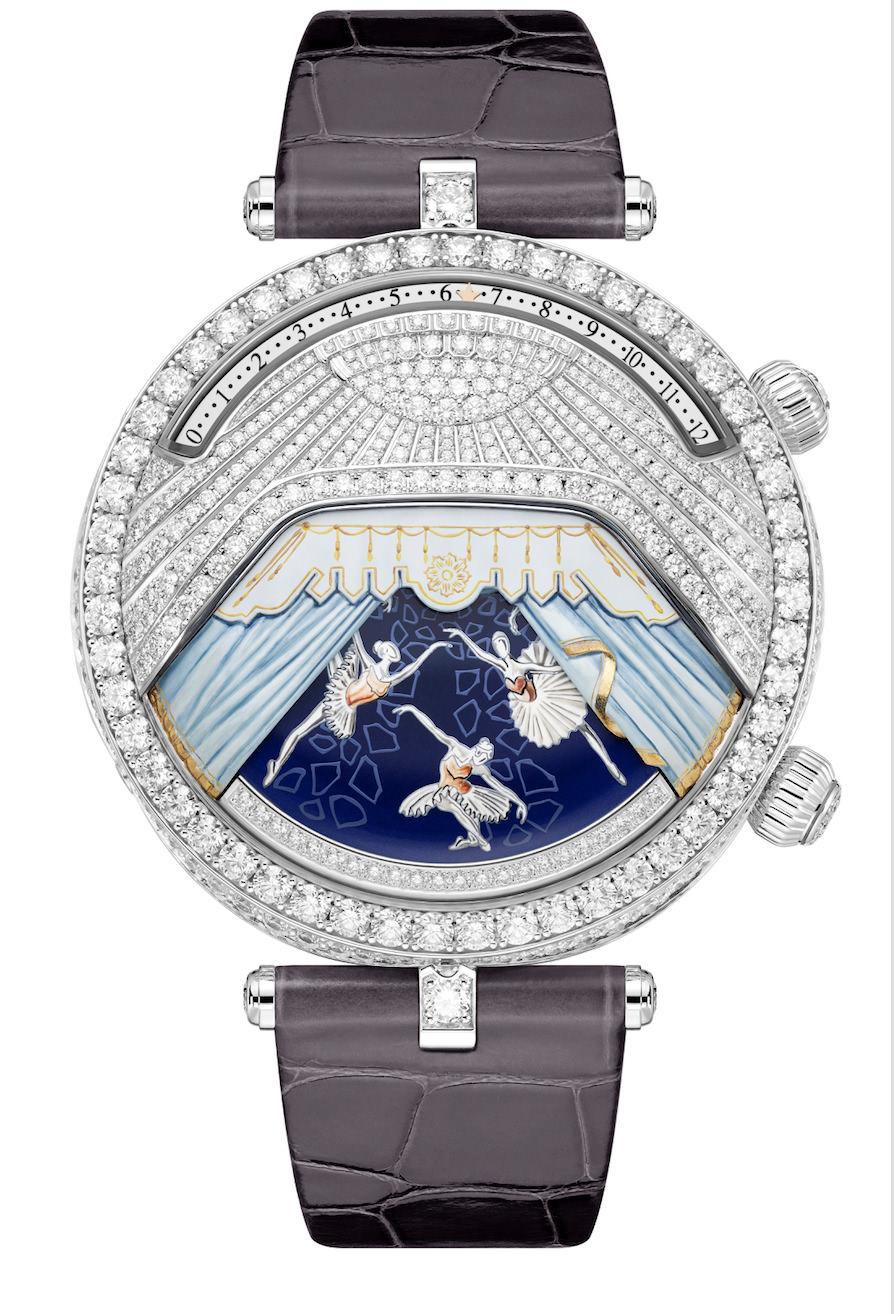 Die Lady Arpels Ballerines Musicales Diamant