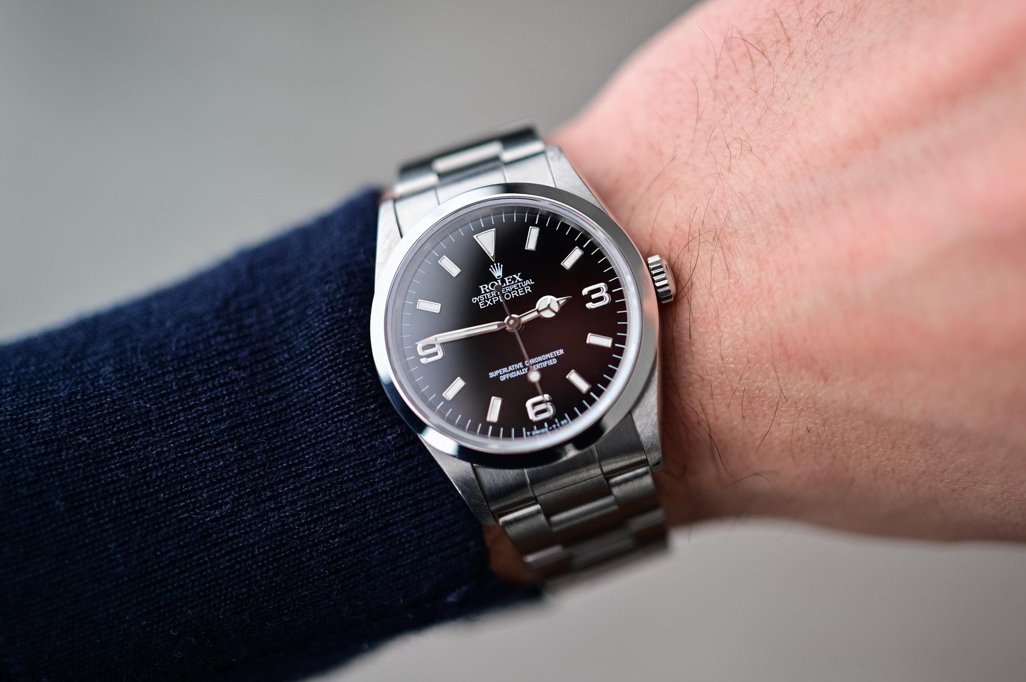 Rolex Explorer 14270 Youngtimer