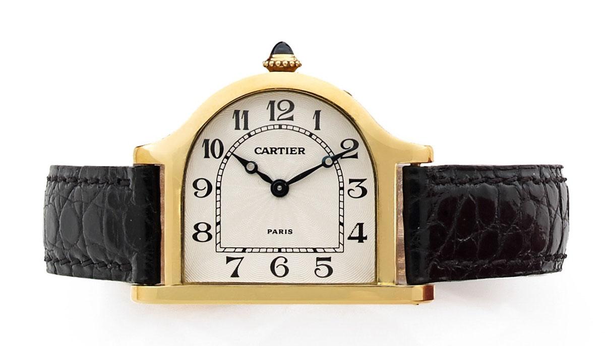 Cartier cloche