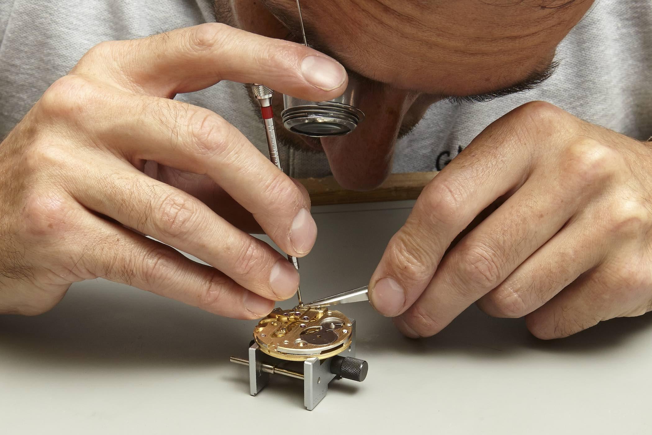 Garrick Watches - Workshop
