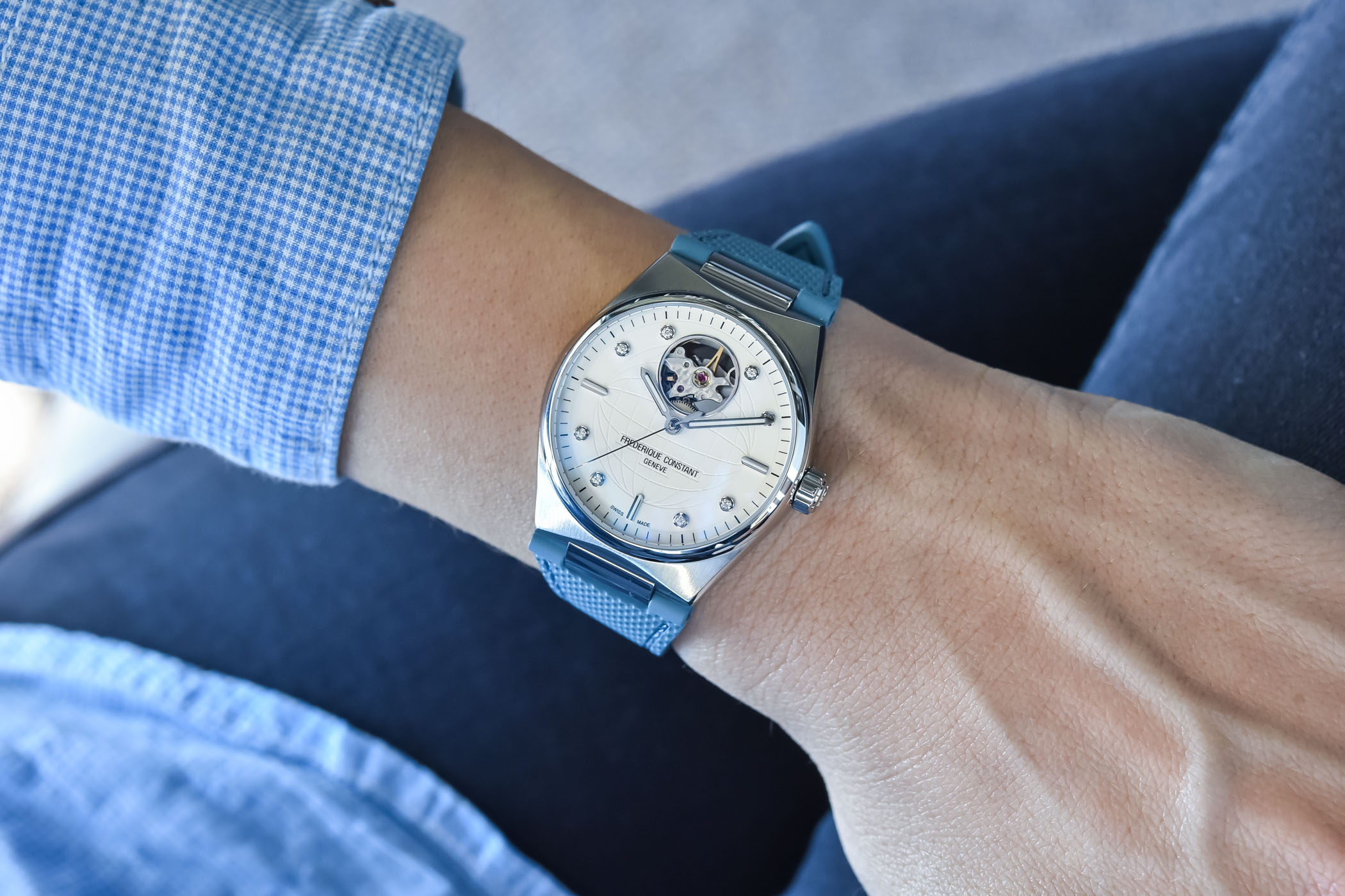 Frederique Constant Highlife Ladies Automatic heart beat