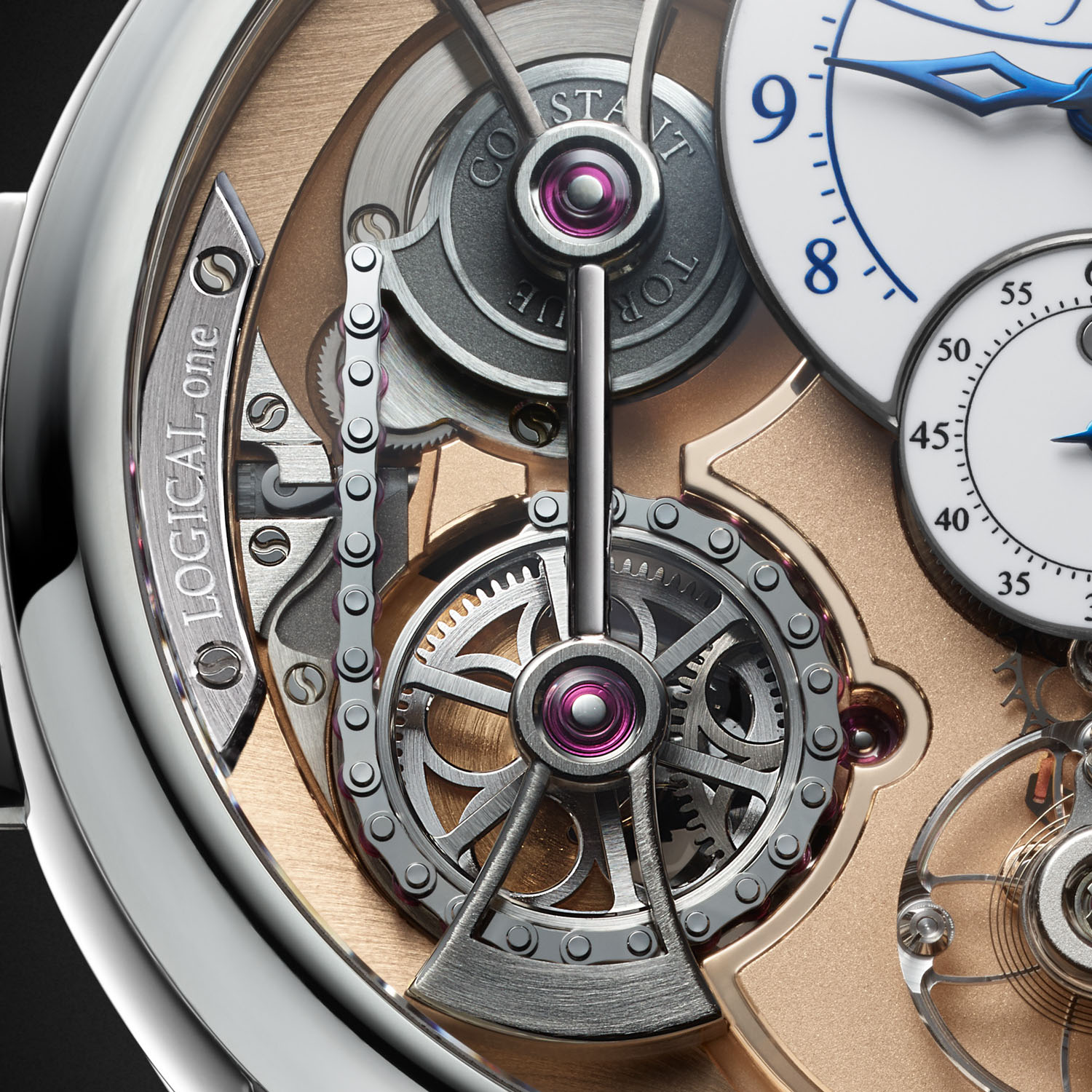 Romain Gauthier Logical One Final Editions