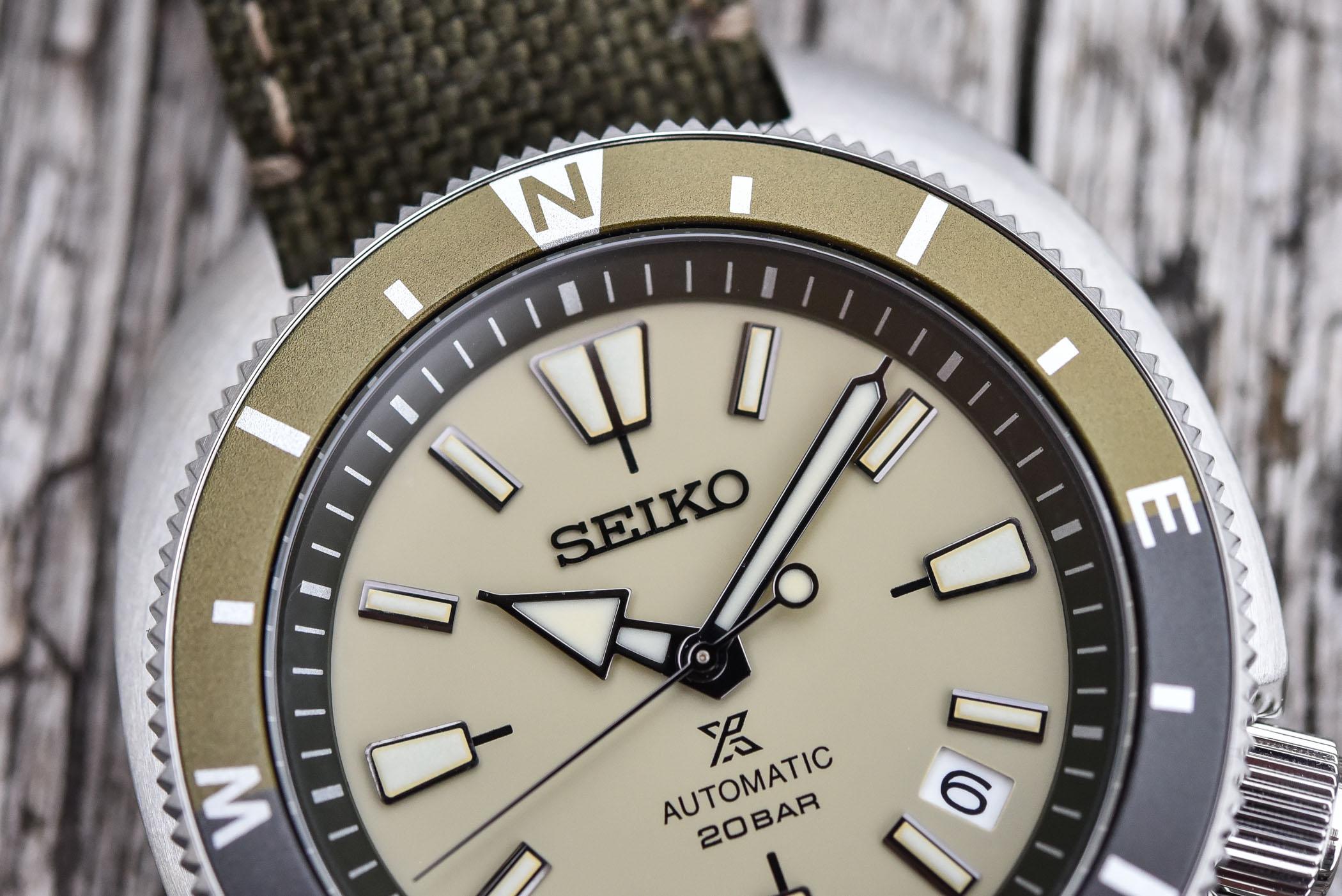 Seiko Prospex Land Tortoise - SRPG13K1 SRPG15K1 SRPG17K1 SRPG18K1