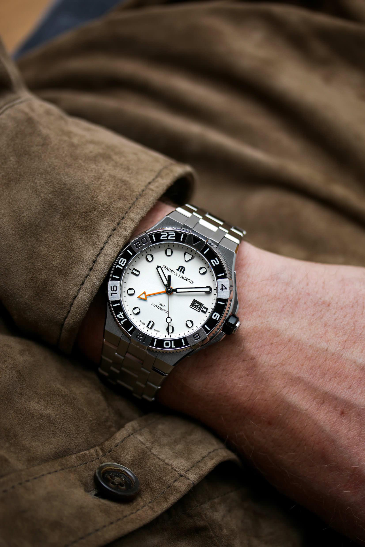 Die neue Maurice Lacroix Aikon Venturer GMT