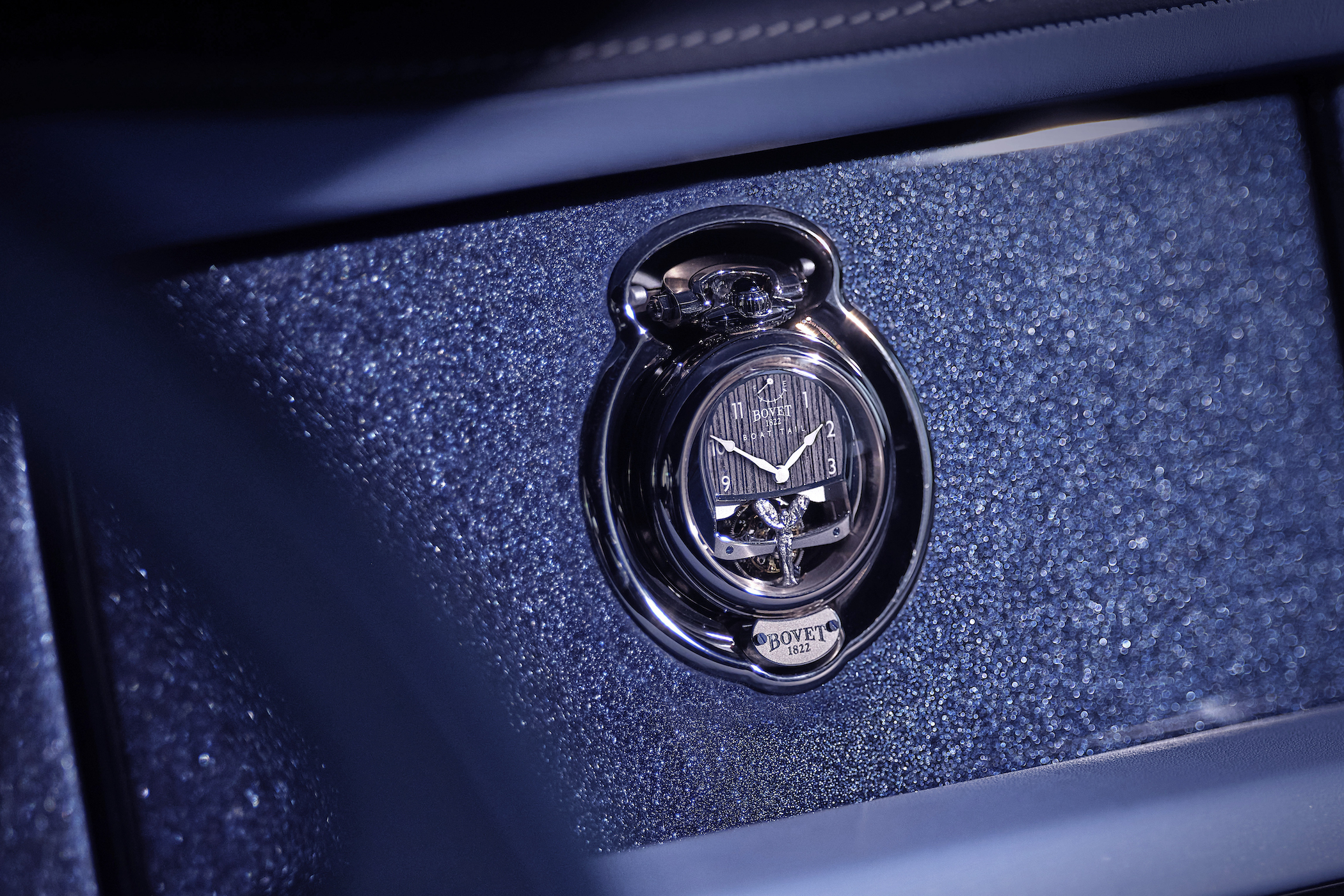 Bovet X Rolls Royce Boat Tail Collection of Bespoke Watches