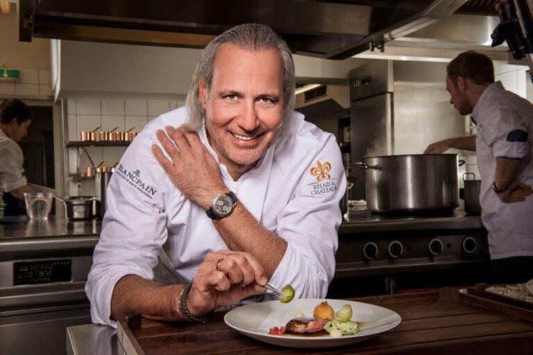 Sternekoch Holger Bodendorf über Haute Cuisine und Haute Horlogerie