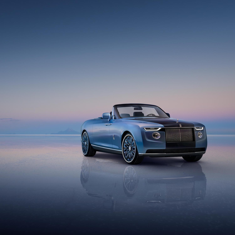 Rolls Royce Boat Tail Coachbuilt