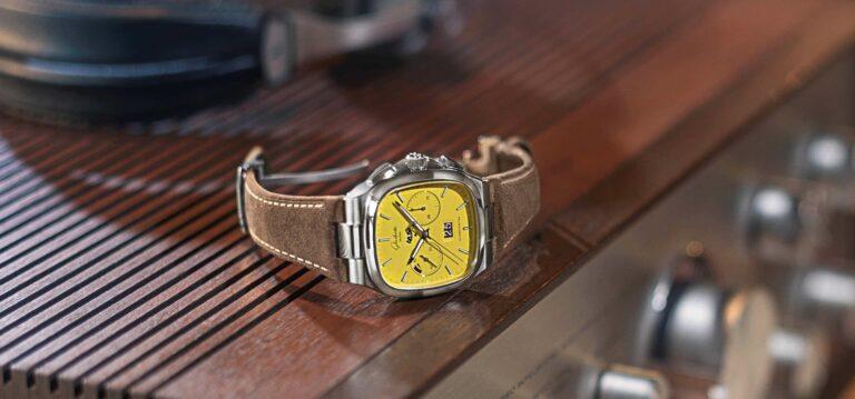 Glashütte Original: Der neue Seventies Chronograph Panoramadatum Limited Edition