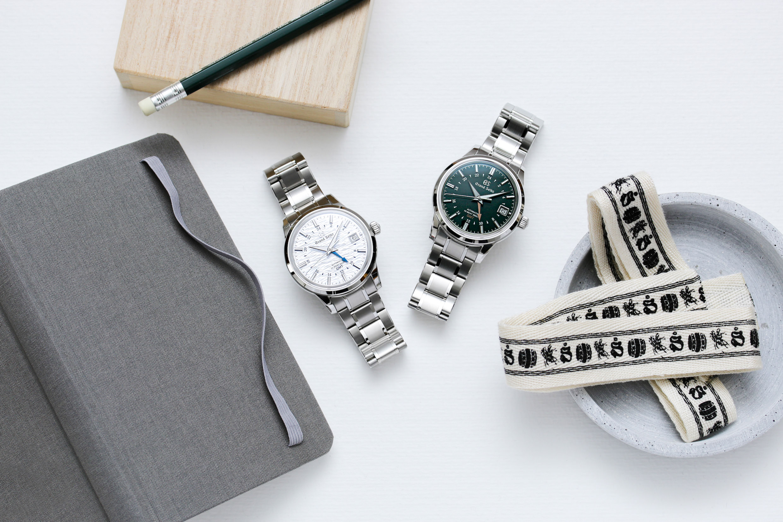 Die Grand Seiko GMT Modelle sbgj249 und sbgj251