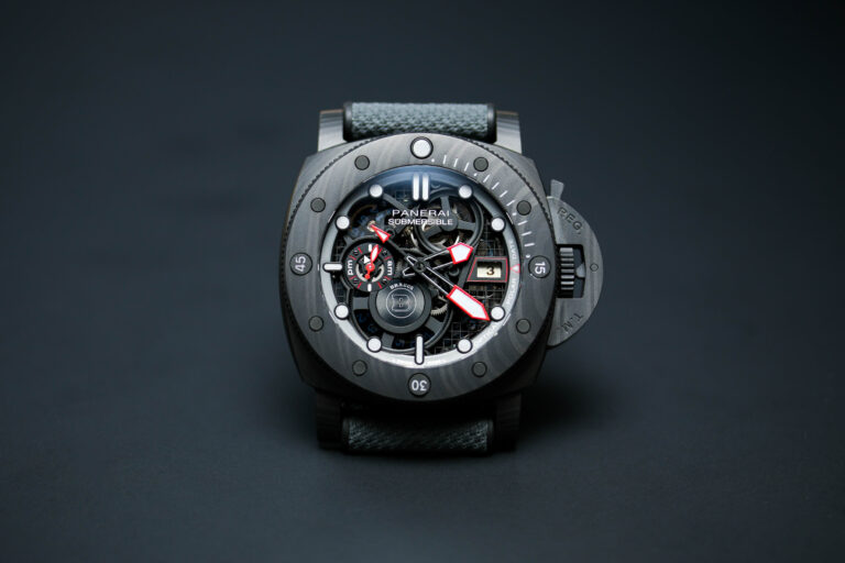 Panerai x Brabus: Submersible S Brabus Black Ops Edition