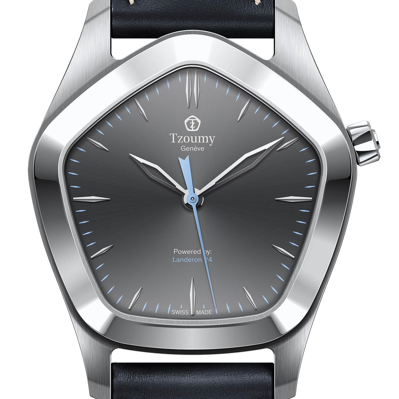 Tzoumy Watches anthracite